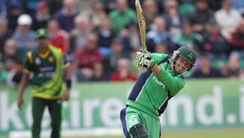 Former England duo named in Ireland squad for one-off Test against Pakistan
