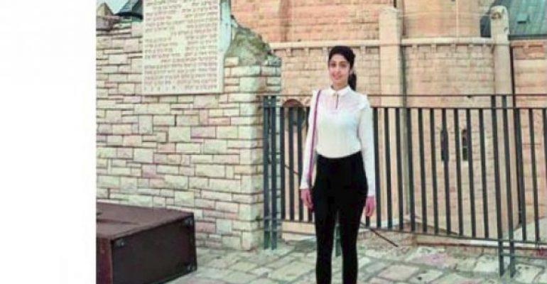 Pranitha Subhash's Israel diaries