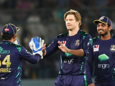Shane Watson named Player of HBL PSL 2019