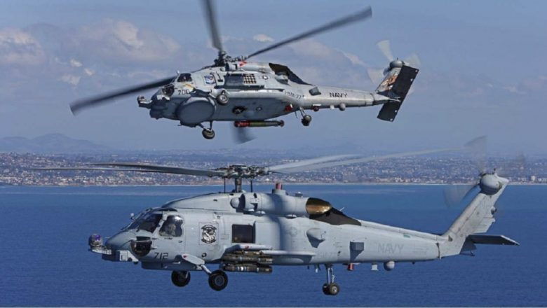 India ready to induct 24 Romeo helicopters to challenge Pak-China naval