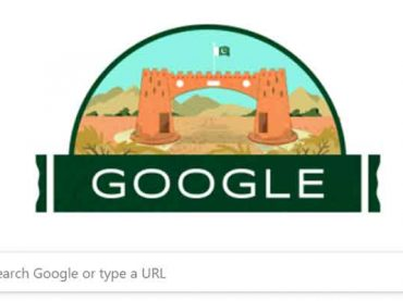 Google celebrates Pakistan Independence Day with doodle
