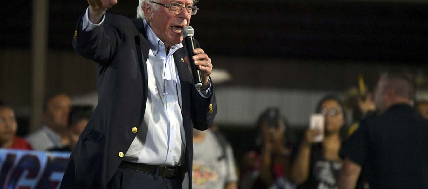 Is Bernie Sanders suitable American presidential candidate after experiencing heart attack?