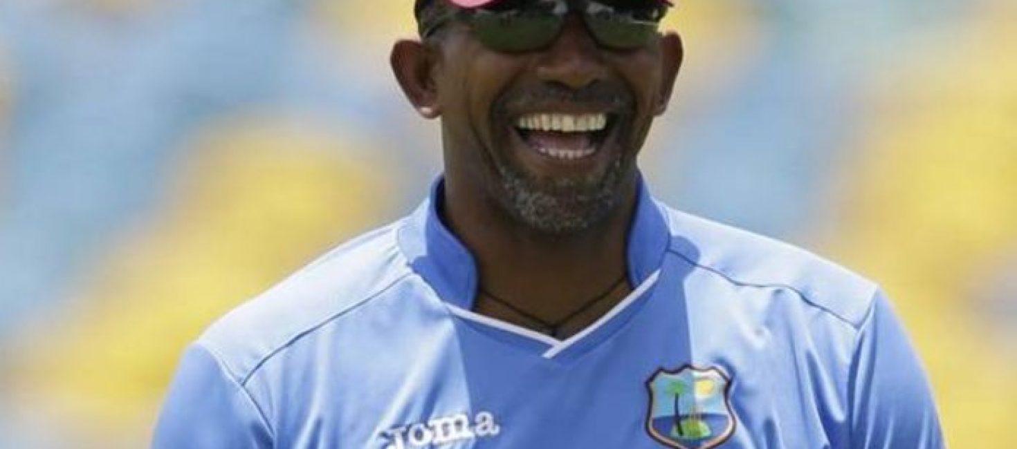 Simmons regains coach slot in West Indies team