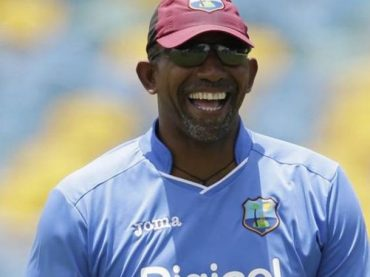 Simmons regains coach slot in West Indies team