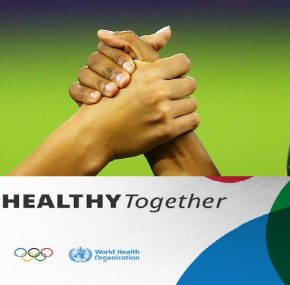 #HEALTHYTOGETHER: IOC, WHO & UN JOIN FORCES TO FIGHT THE COVID-19 PANDEMIC – WITH ATHLETES HELPING TO SPREAD THE WORD