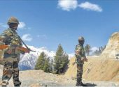Three Indian soldiers killed by Chinese forces in Galwan Valley