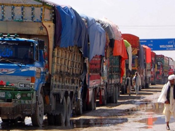 Third border for bilateral trade between Pakistan and Afghanistan will be open from June 22.