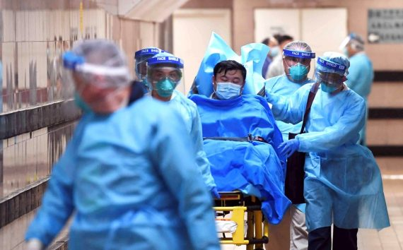 China again in grip of Corona as 57 new cases reported.