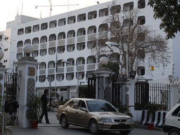 FO protest over ceasefire violations by Indian
