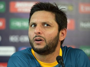 Shahid Afridi has tested positive for the corona virus,