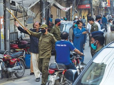 WHO recommends enforcing a strict two-week lock down in Punjab