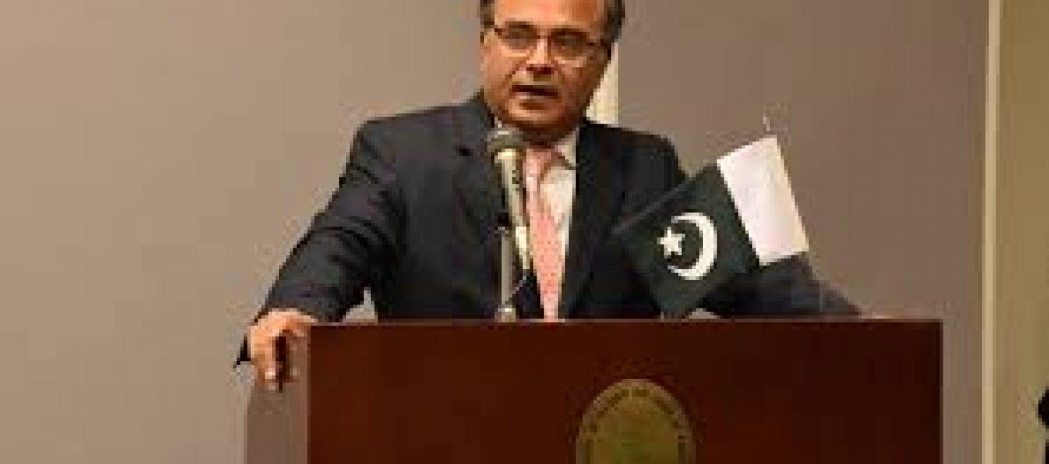 Trade between Pak and US should be enhance, say Asad Majeed