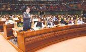 Rs1.24 trillion, Sindh govt budget presents.