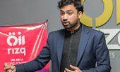 Two Pakistani volunteers Huzaifa & Hassan owner with Commonwealth Points of Light Award