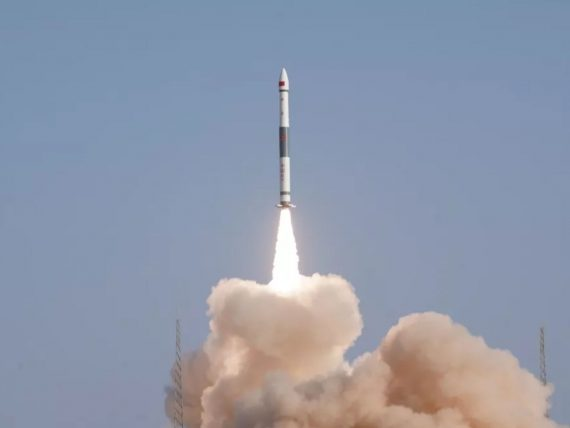China has successfully launched satellite for Beidou Navigation Satellite System