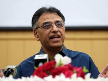 Corona virus cases could be bust up till 1.2 million by end of July, Asad Umar.