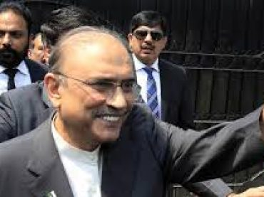 Accountability court issued arrest warrant of Zardari