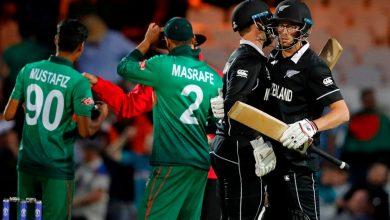New Zealand cricket team tour to Bangladesh, postpone due to corona.