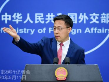 Beijing ready to ease border with India through diplomatic and military channels talk.