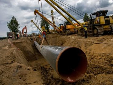 USA threaten companies working on German-Russian and Turkish-Russian natural gas pipeline