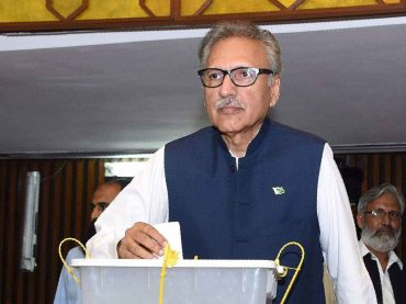 President Arif Alvi terms IT as new gold and oil.