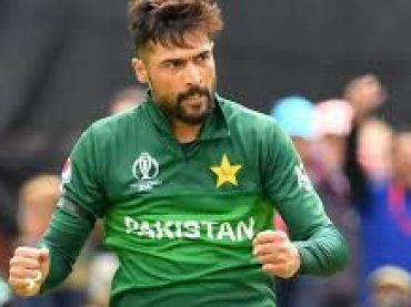 Fast bowler Muhammad Amir has tested negative in  first COVID-19 test.