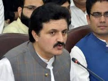 Information adviser to KPK CM Ajmal Wazir was removed after a leaked audio clip,