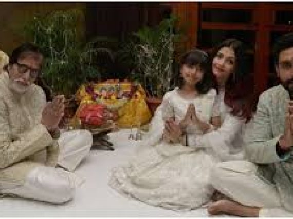 Bollywood legend Amitabh Bachchan ,Abhishek, Aishwarya Rai and her daughter Aaradhya's coronavirus diagnosis.