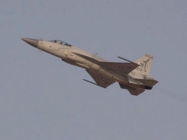 China rampe up production of JF-17 fighter jet.