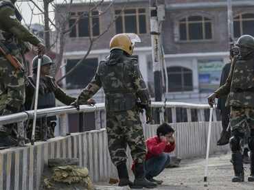 Indian troops martyred 192 Kashmiris during 11 months.
