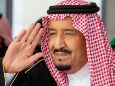 Saudi Arabia's King Salman bin Abdulaziz Al Saud admitted to the King Faesal Specialist hospita