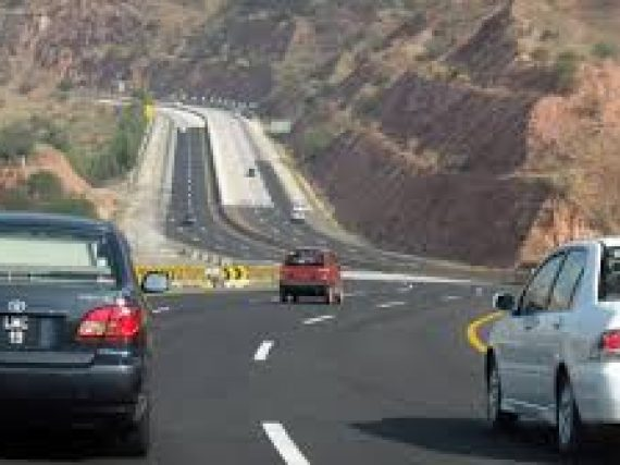 Work on M-8 motorway would be commenced as top priority of govt.