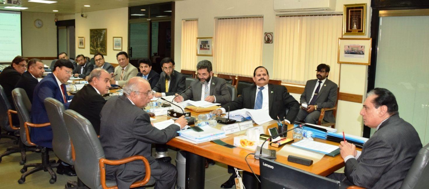 Govt curtailing powers of NAB regarding action against bureaucrats, politicians and businessmen.