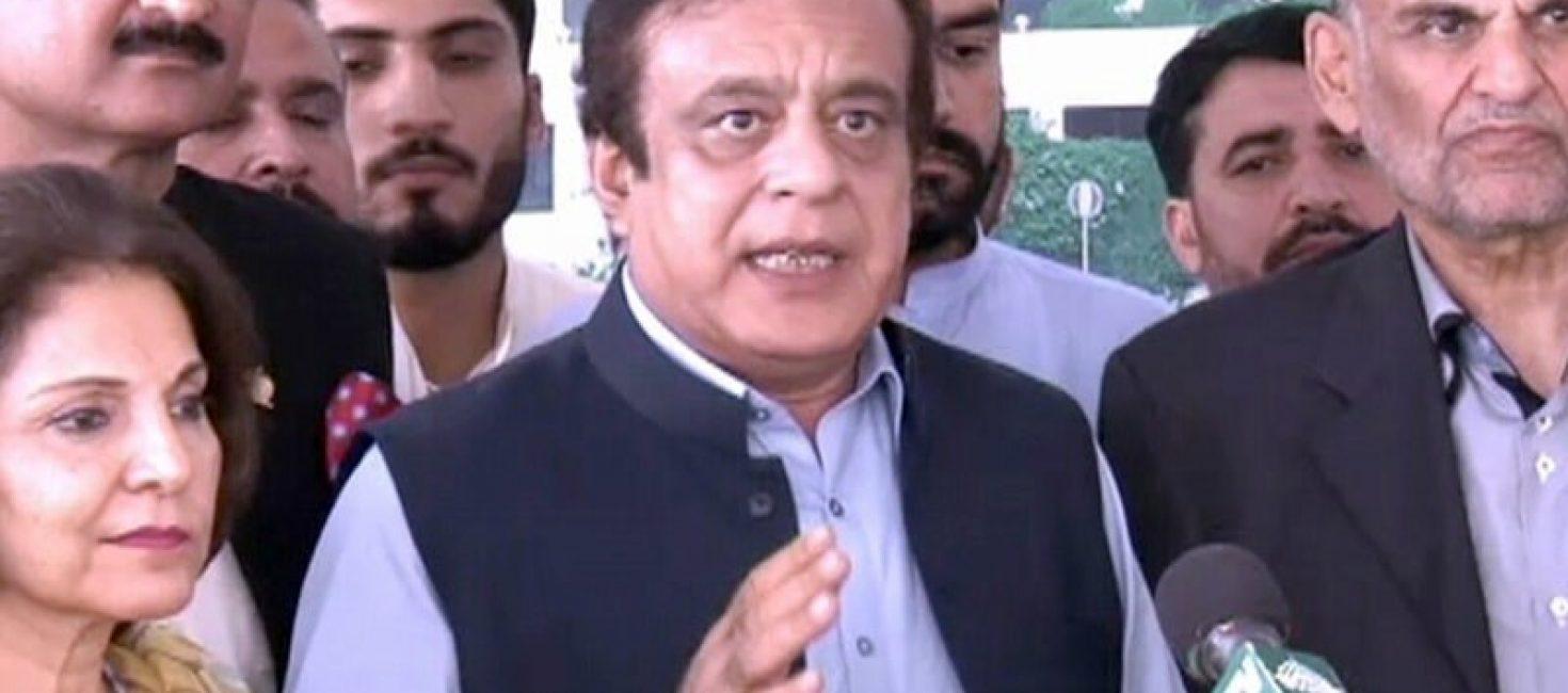 Bilawal call for closure NAB was just save the looters, says Shibli Faraz