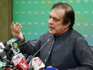 Govt shutting loopsholes in NAB laws, says Shibli Faraz