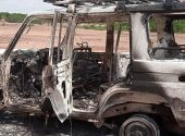Unidentified gunmen killed six French aid workers, two Nigerien guides in a wildlife park in Niger