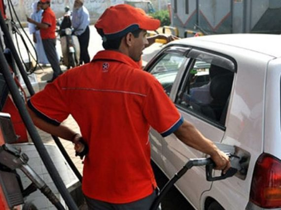 Govt raises petrol price by  Rs3.86 on eve of Eid ul Adha
