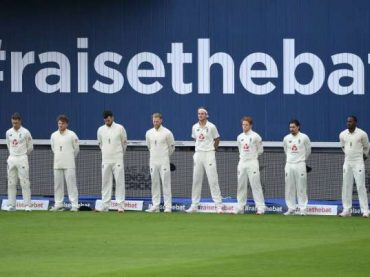Pakistan and England cricket teams observe one-minute silence for Corona affectees