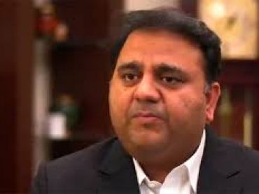 Senior leadership of PML-N blackmail the govt on Nawaz Sharif illness , says Fawad Ch