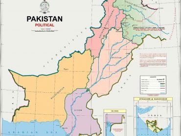Pakistan unveiled a new political map which included occupied Kashmir in Pak territory.