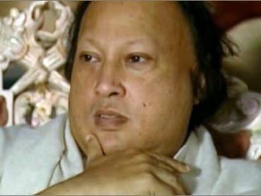 23rd death anniversary of legend Nusrat Fateh Ali Khan