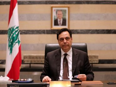 Lebanon Govt dissolve,riots erupted in Beirut.