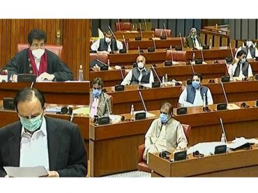 Senate expressed to continue extending unwavering political, diplomatic and moral support to Kashmiris