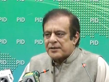 Govt would use all available legal options for bringing Nawaz Sharif back from London, says Shibli