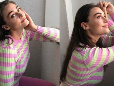 Esra Bilgic, Ertugrul's Halime Sultan, mesmerizes her fans wearing pinker sweater in new Instagram pics