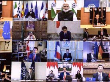 G20 Summit to be held virtually on Nov 21-22 in Saudi Arabia