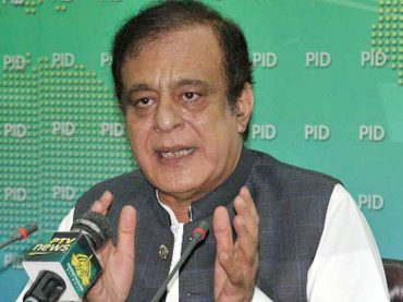 Nawaz Sharif speech in APC had exposed his illness before the nation, says Shibli Faraz