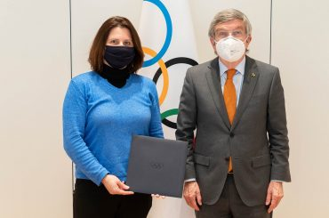 Agreement signed between the Olympic Refuge Foundation and France
