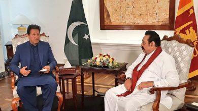 Prime Minister Imran Khan's Meeting with the Prime Minister of Sri Lanka