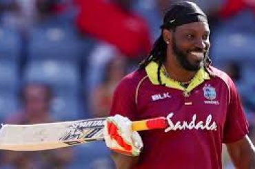 Gayle hoped cricket will start again at its fullest.